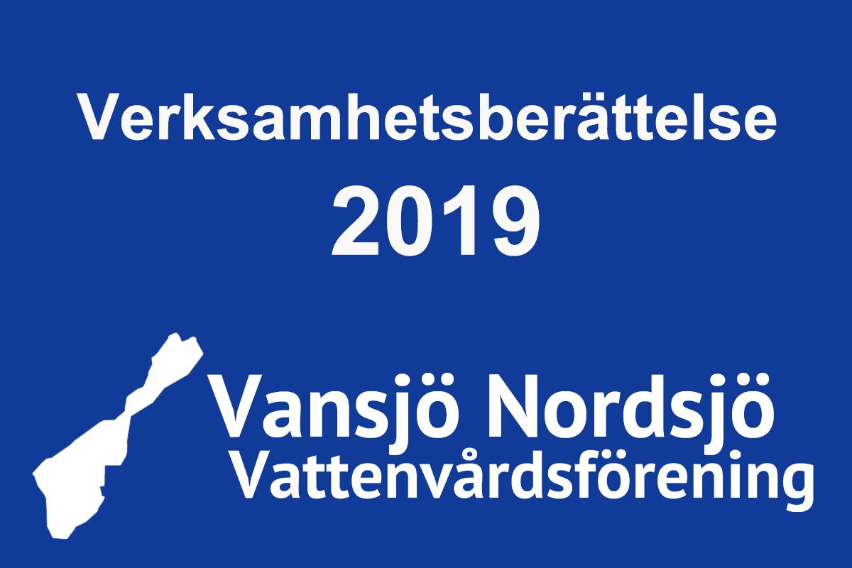 Verksamhetsberättelse 2018-2019
