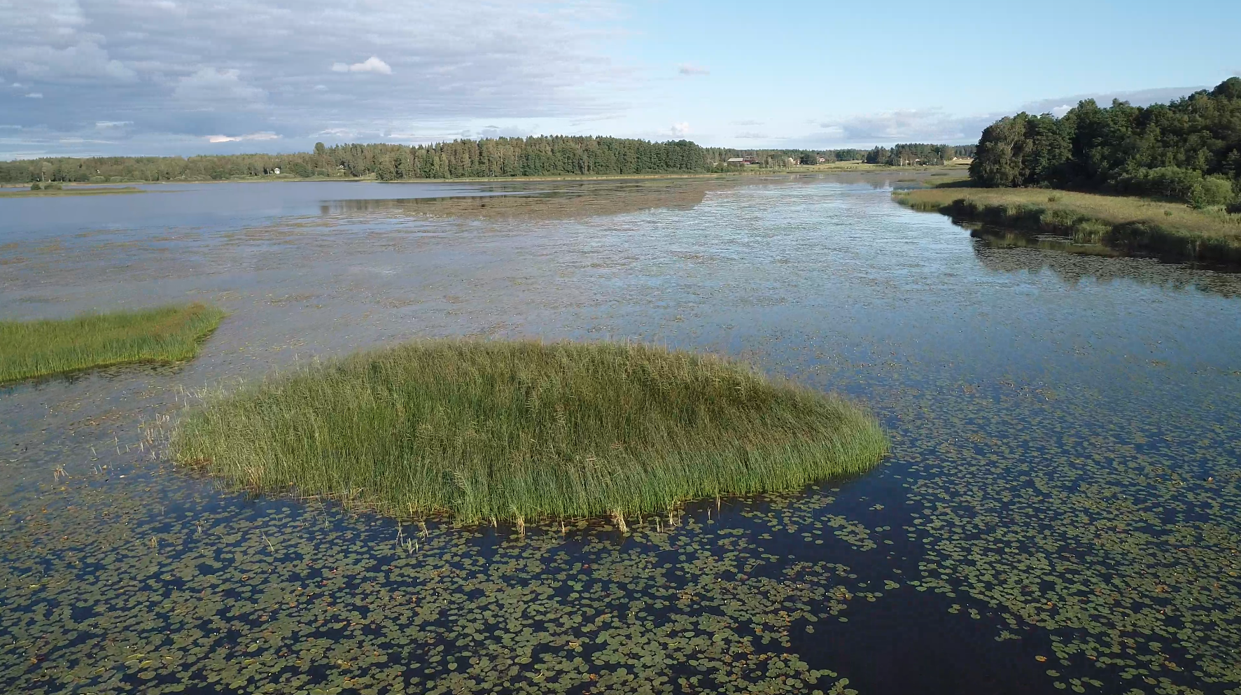 Förstudie – Alternativ För Reglering Av Vansjön Och Nordsjön